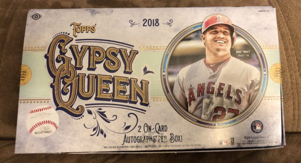 2018 Topps Gypsy Queen 12