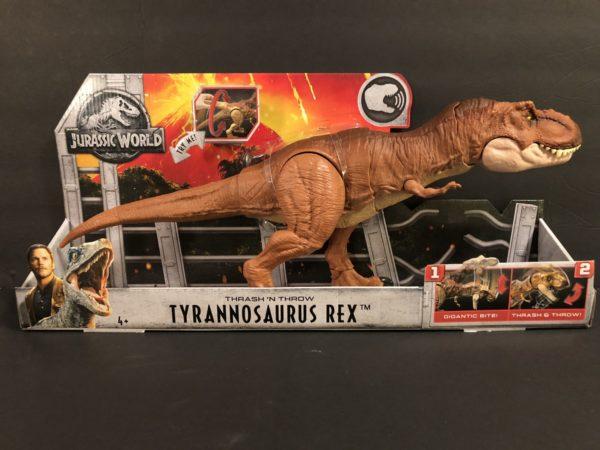 Jurassic World T-Rex Chomp 1