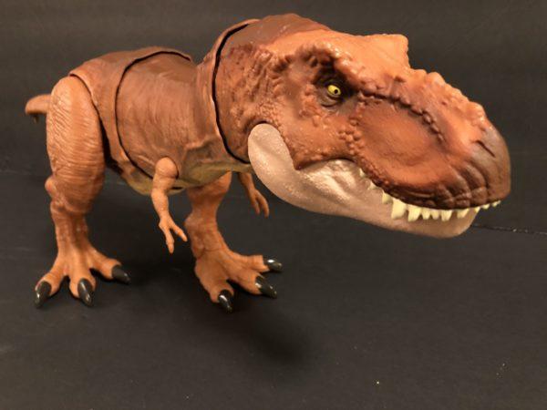 Jurassic World T-Rex Chomp 2