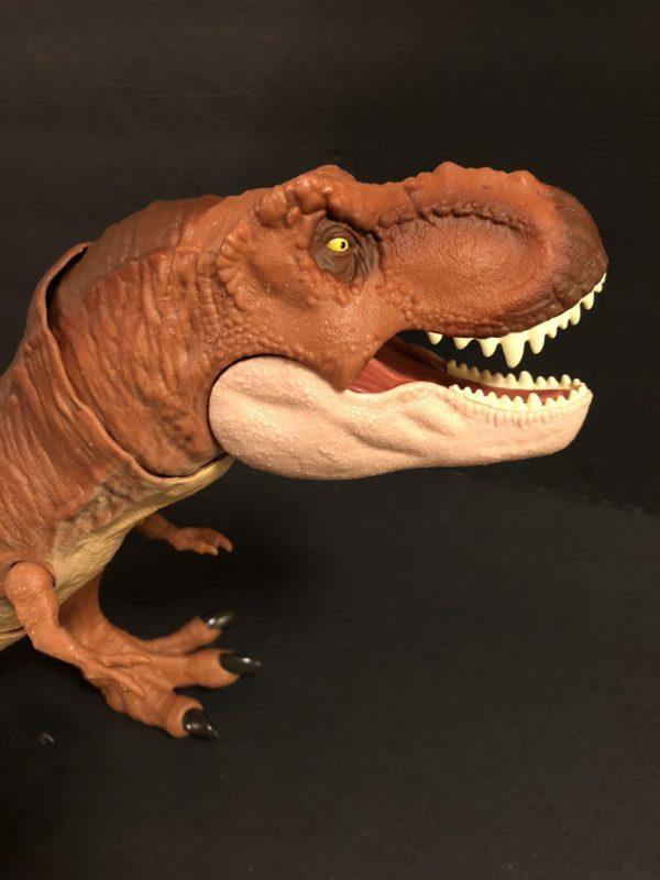 Jurassic World T-Rex Chomp 4