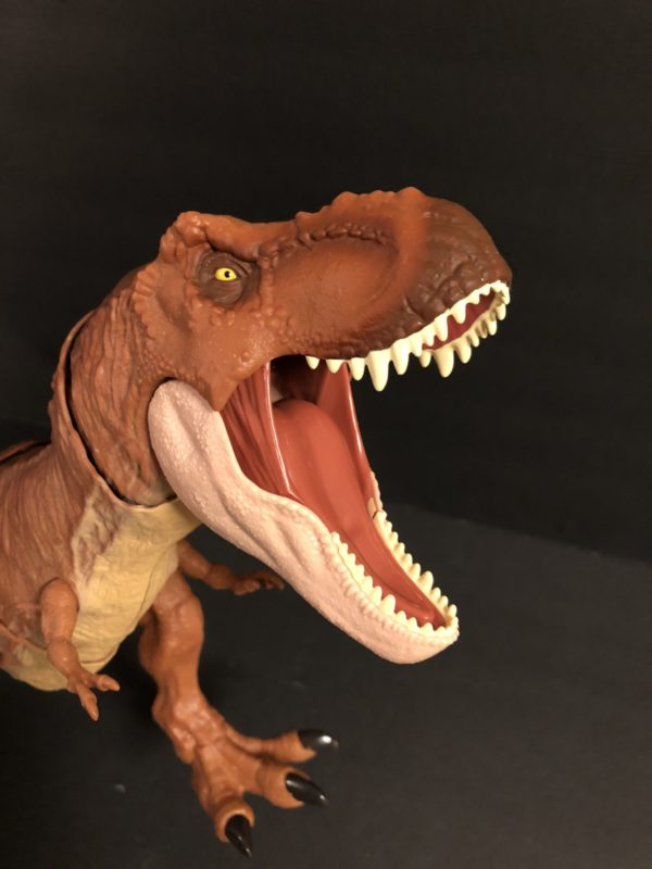 Jurassic World T-Rex Chomp 5