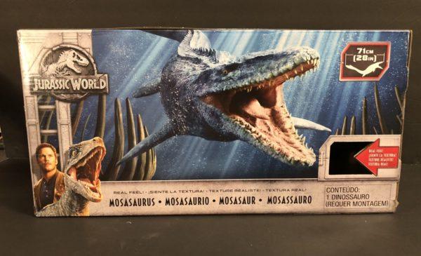 Jurassic World Mosasaurus 3