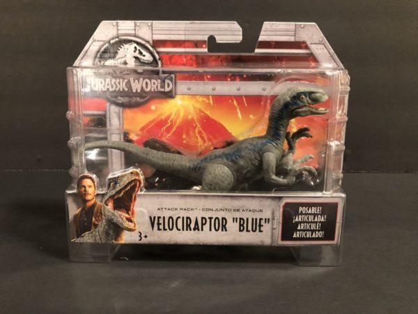 Jurassic World Blue 1