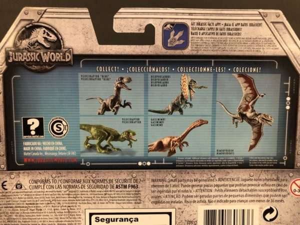 Jurassic World Blue 2