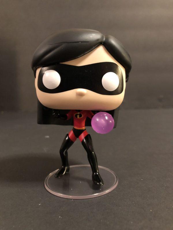 Incredibles Funko pops Violet