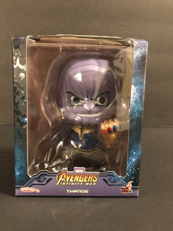 Hot Toys Cosbaby Thanos 1