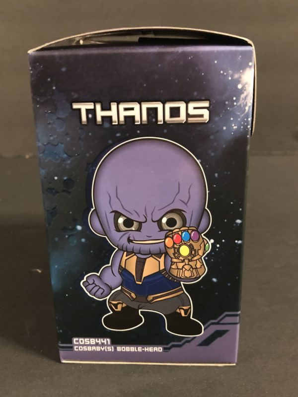 Hot Toys Cosbaby Thanos 4