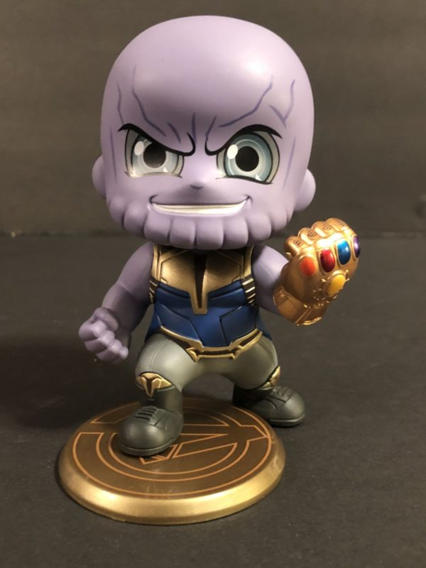 Hot Toys Cosbaby Thanos 6