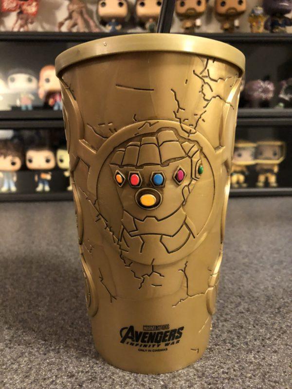 Avengers: Infinity War Cinemark Cup 1