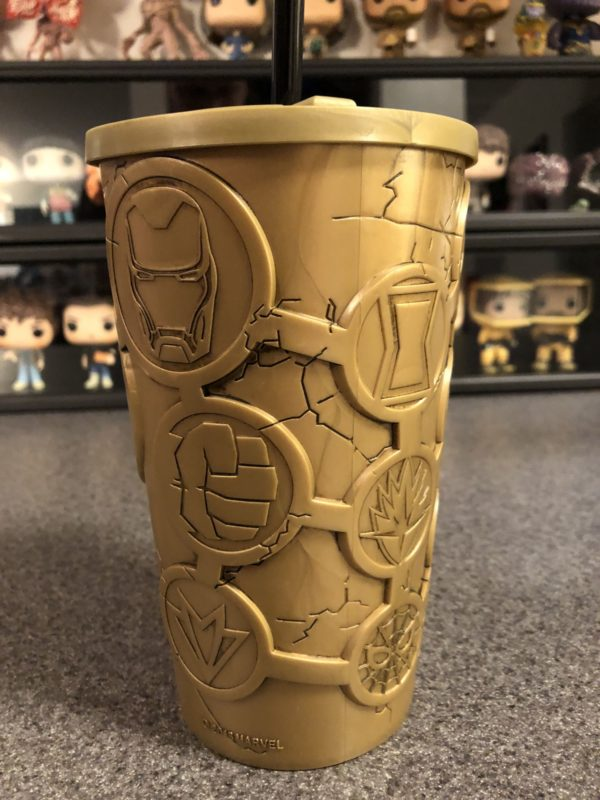 Avengers: Infinity War Cinemark Cup 2