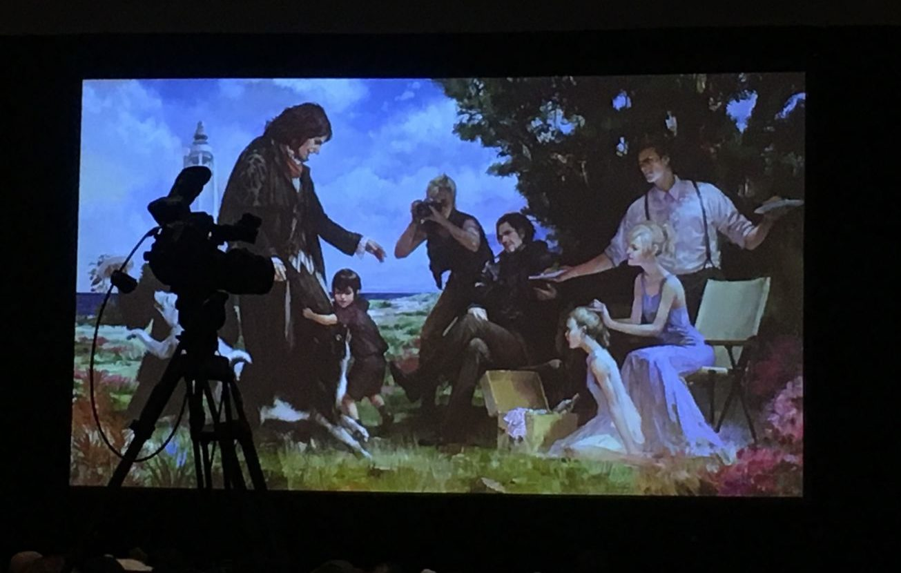 Square Enix Announces 4 More DLC Episodes for Final Fantasy XV