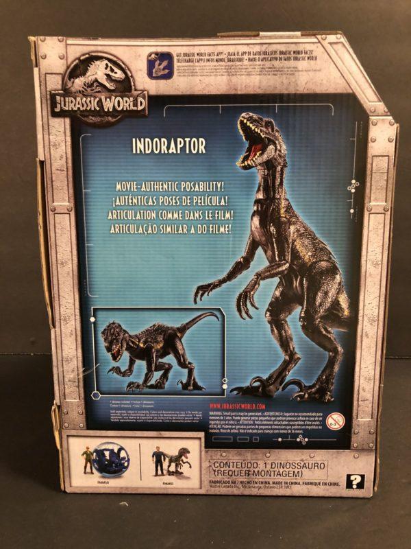 Jurassic World Indoraptor 2