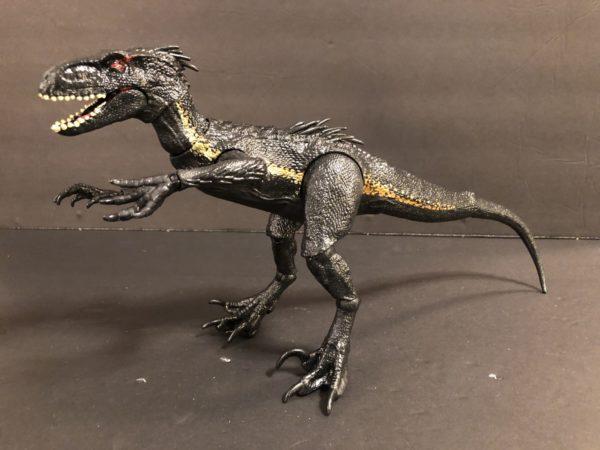 Jurassic World Indoraptor 3