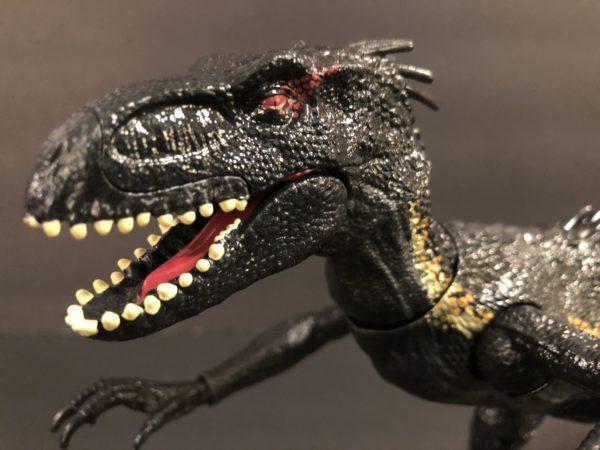 Jurassic World Indoraptor 4