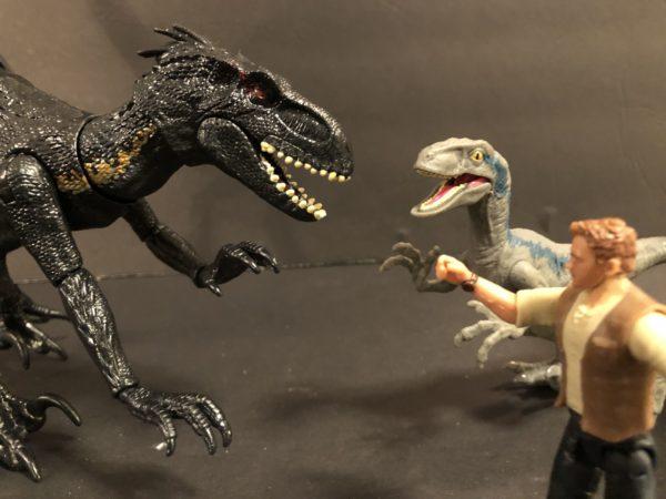 Jurassic World Indoraptor 9