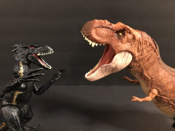 Jurassic World Indoraptor 10