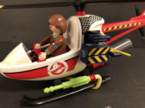 Playmobil Real Ghostbusters Venkman 9