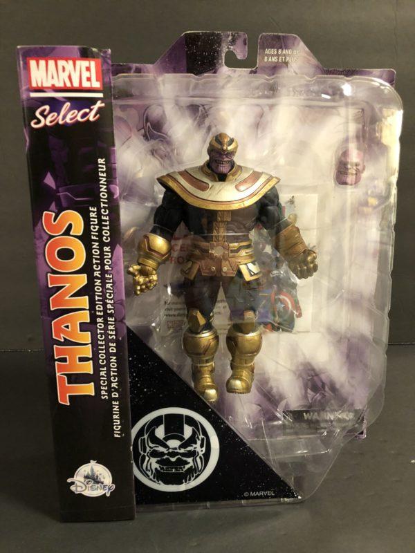 Marvel Select Thanos Disney Exclusive 1