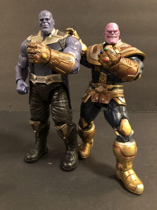 Marvel Select Thanos Disney Exclusive 11