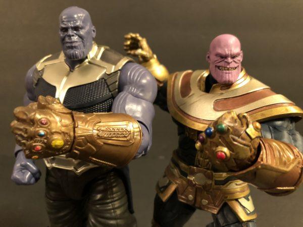 Marvel Select Thanos Disney Exclusive 12