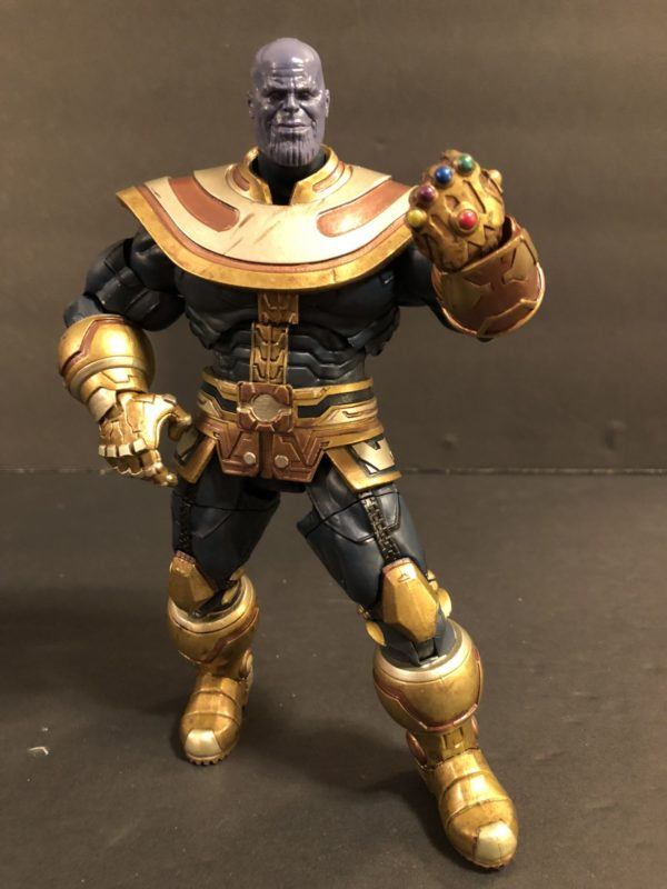 Marvel Select Thanos Disney Exclusive 13
