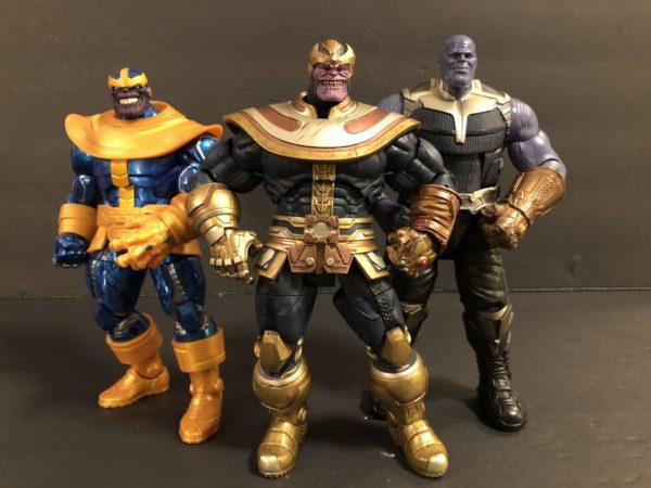 Marvel Select Thanos Disney Exclusive 14