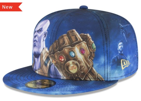 New Era Infinity War Collection 9