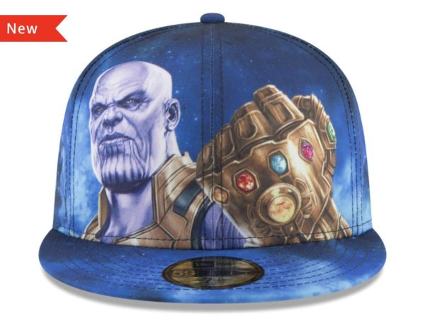 6 Avengers  Infinity War Hats from New Era and Lids in New Collection 716af2fcc61