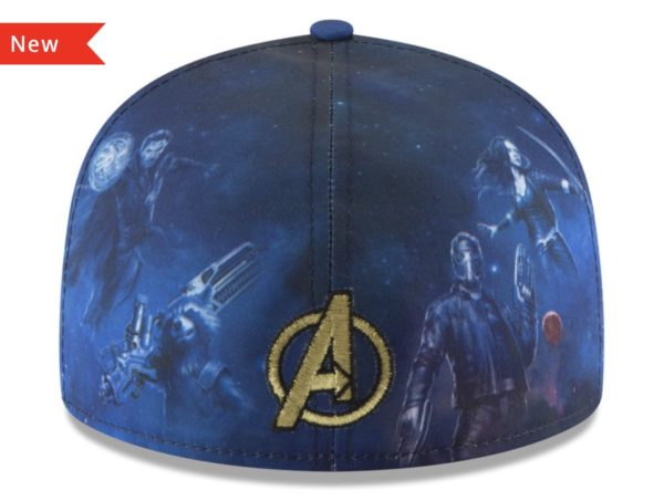 New Era Infinity War Collection 12