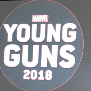 marvel young guns panel c2e2 2018