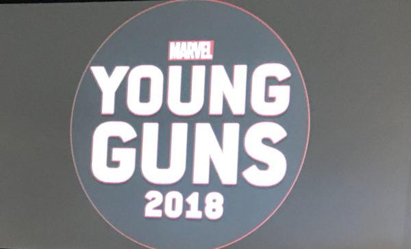 marvel young guns panel c2e2 2018