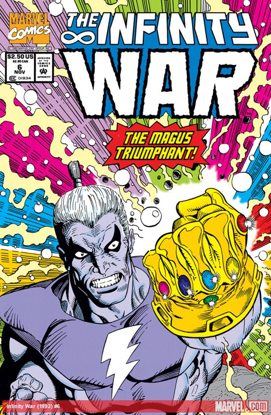 Image result for infinity war cover ron lim