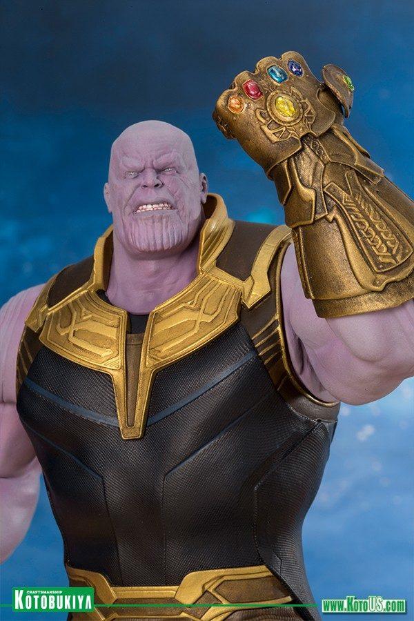 Infinity War Thanos ArtFx+ Statue 5