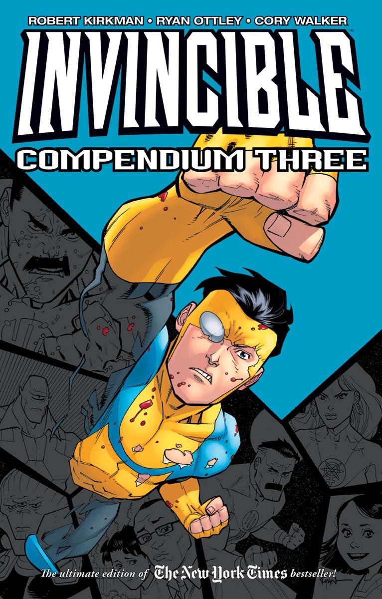 Invincible Compendium, Vol. 3 TP