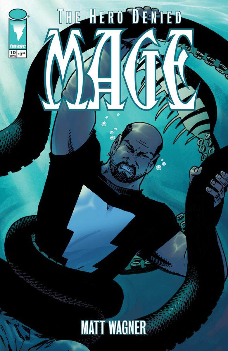 Mage: The Hero Denied #10