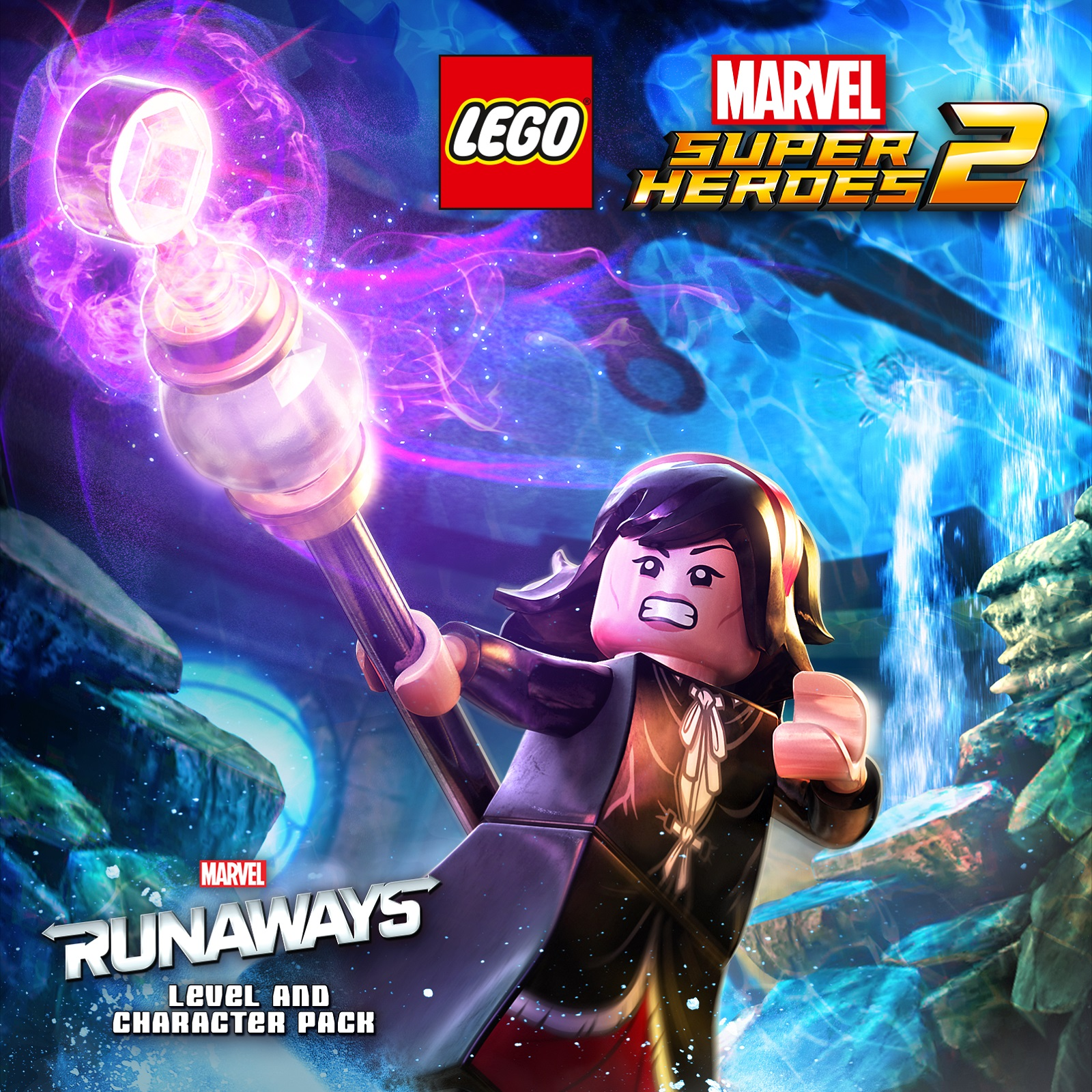 WBIE and TT Games Release LEGO Marvel Super Heroes 2