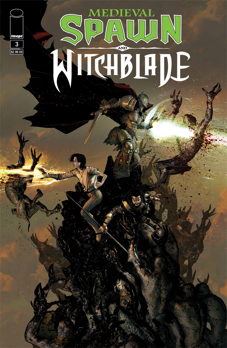 Medieval Spawn/Witchblade #3