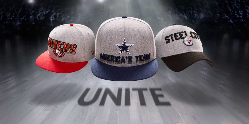 New Era 2018 NFL Draft Hats Available Now dffb6c16478
