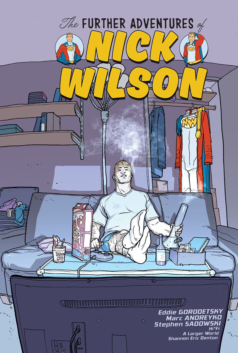 The Further Adventures of Nick Wilson TP