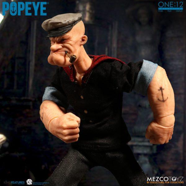 Картинки по запросу One:12 Collective Figures - Popeye