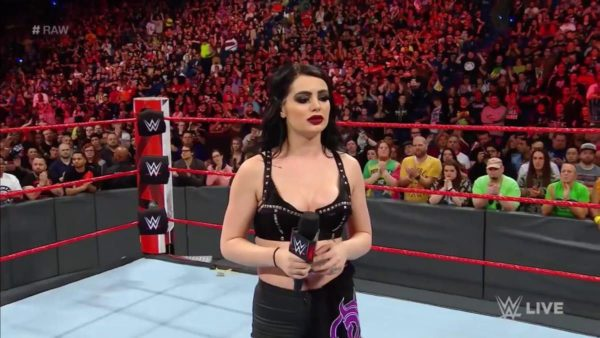 Image result for RAW Paige