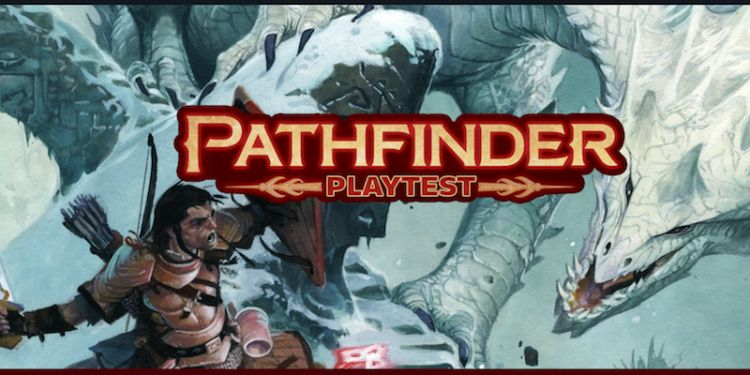 Pathfinder's 2 0 Play Test Pre-Orders Will Be Closing on May 1st