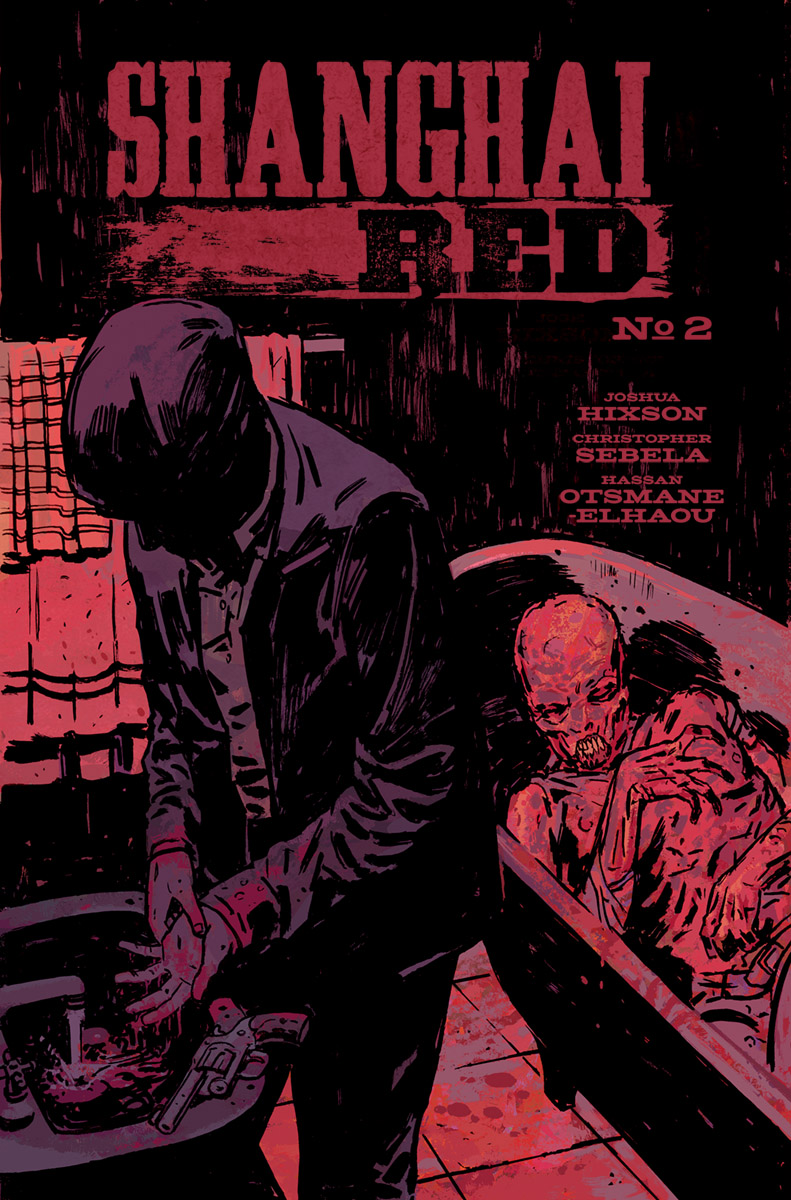 Shanghai Red #2