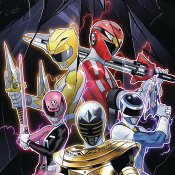 Mighty Morphin Power Rangers Annual
