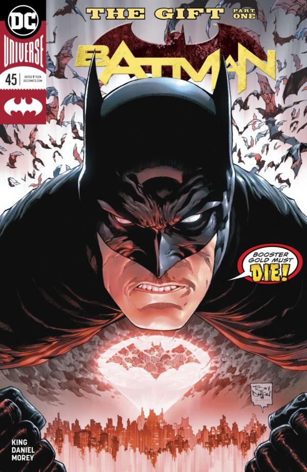 batman #45 cover