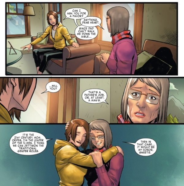 X-Men's Kitty Pryde Wedding Planning