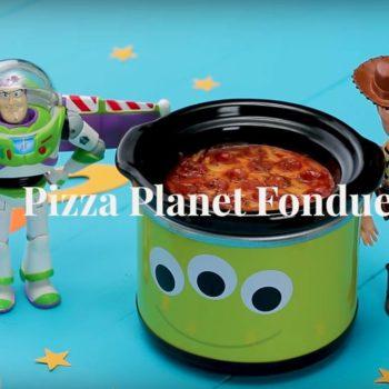 pizza planet fondue