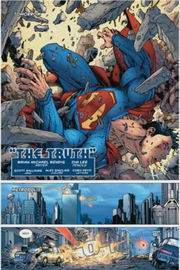 Action Comics #1000 excerpt