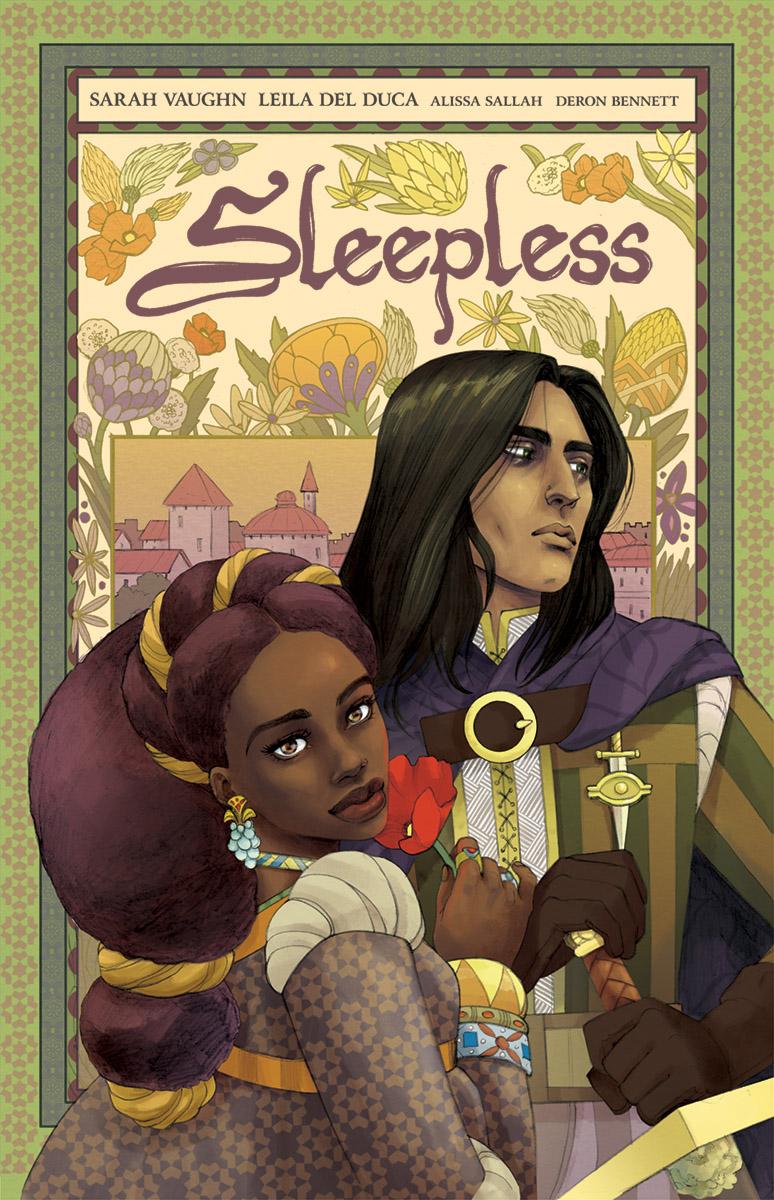 Sleepless, Vol. 1 TP