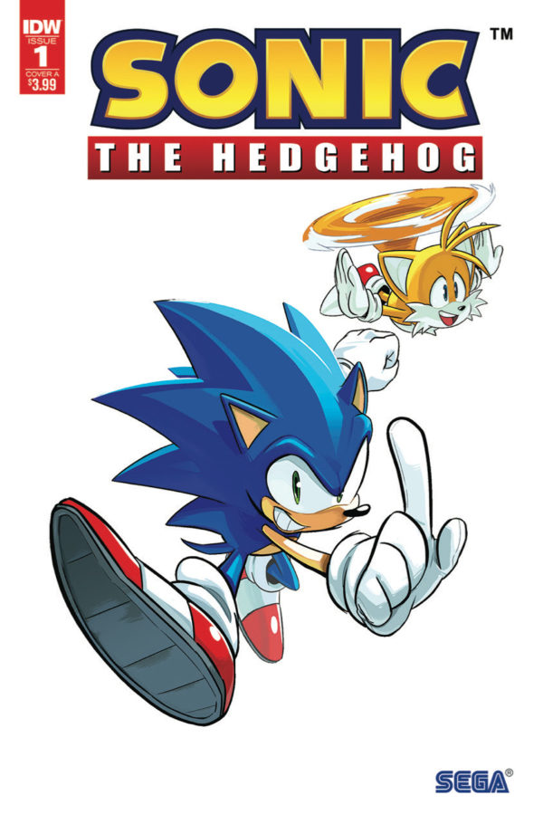 sonic 1 sells out gets 2nd printing bleeding cool news and rumors